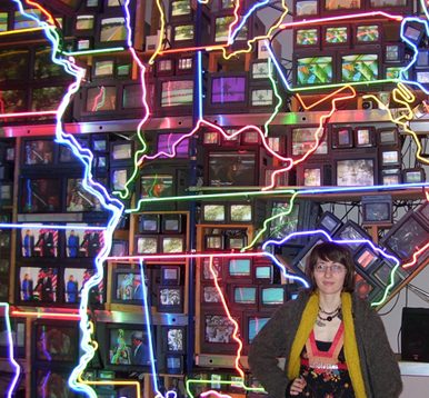 Nam June Paik Superhighway and Me